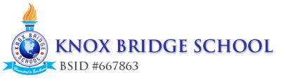 Knox Bridge School logo